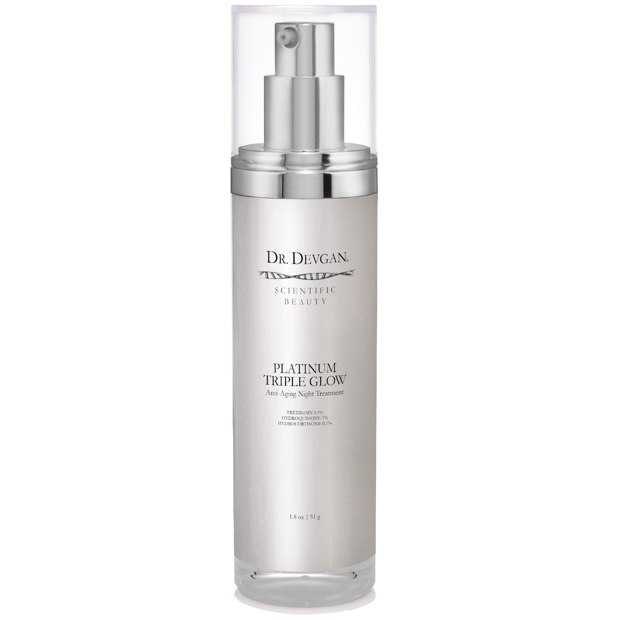 Platinum SPF 45 Daily Tinted BB Cream