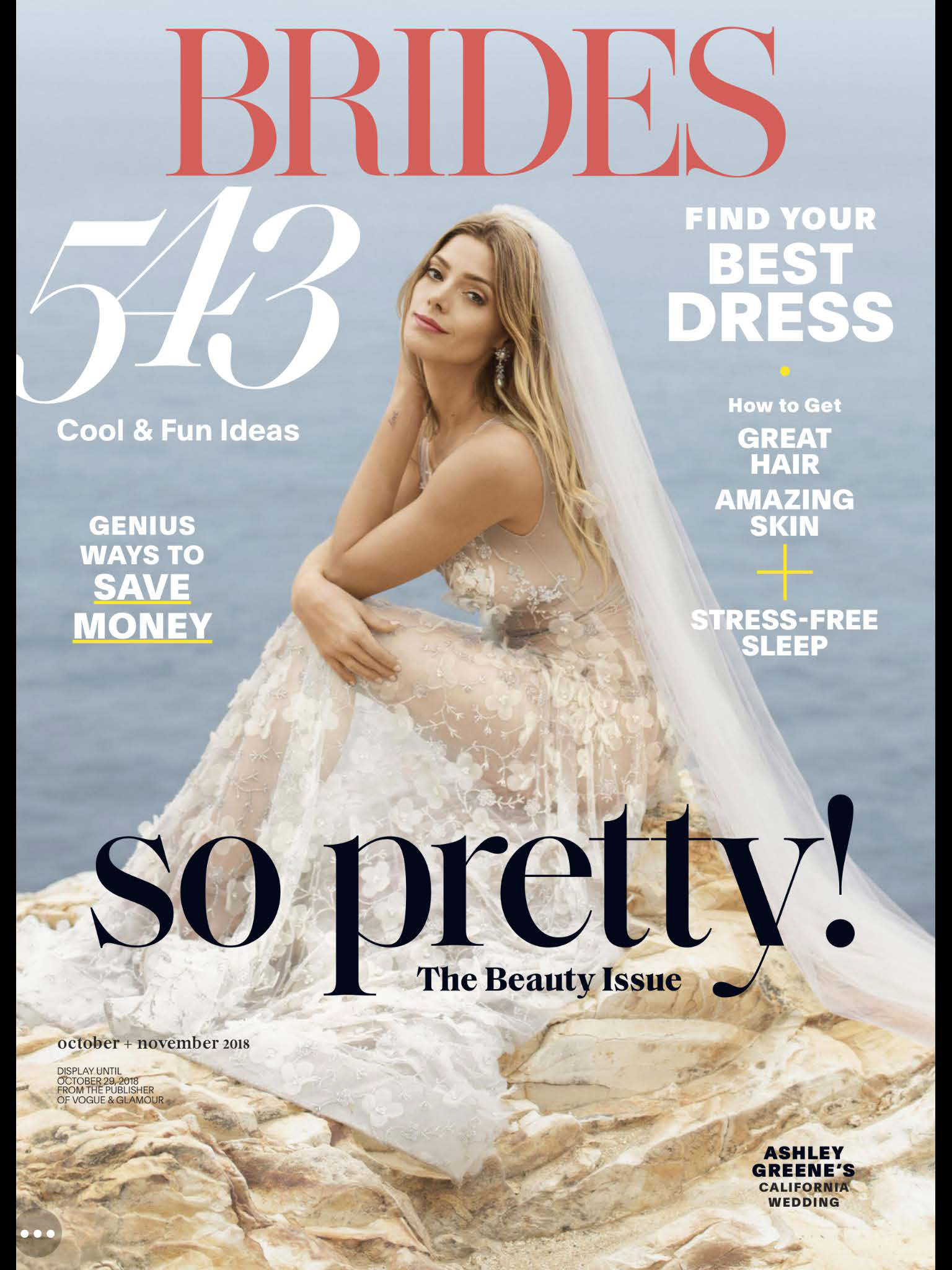 Dr. Devgan interviewed in Brides article,  It's T-minus how many months till you get married? Here's how to look your best.  October + November 2018
