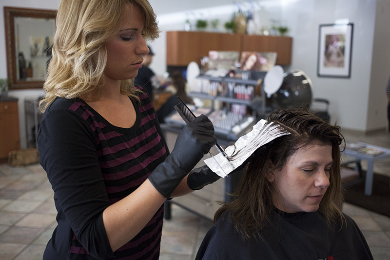 Lydia - Salon owner of over eight years who loves all things beauty. Recently CoolSculpting certified, she's rapidly expanding the brand to include body aesthetics.