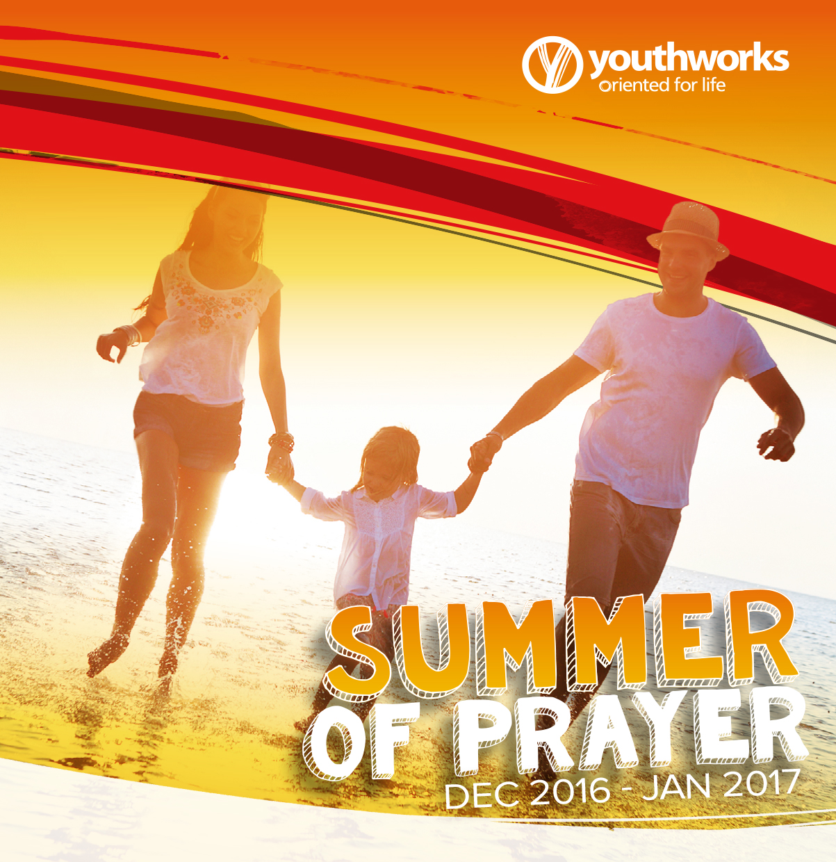 Brochure cover for Youthworks