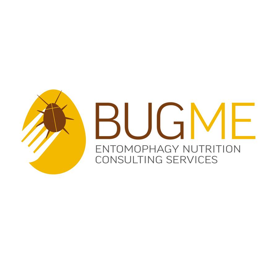 Logo Design - Bug Me Entomophagy