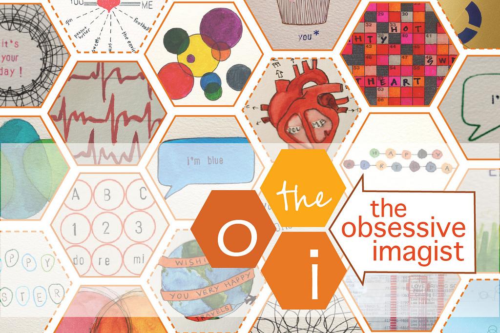 O. I. Announcement Card