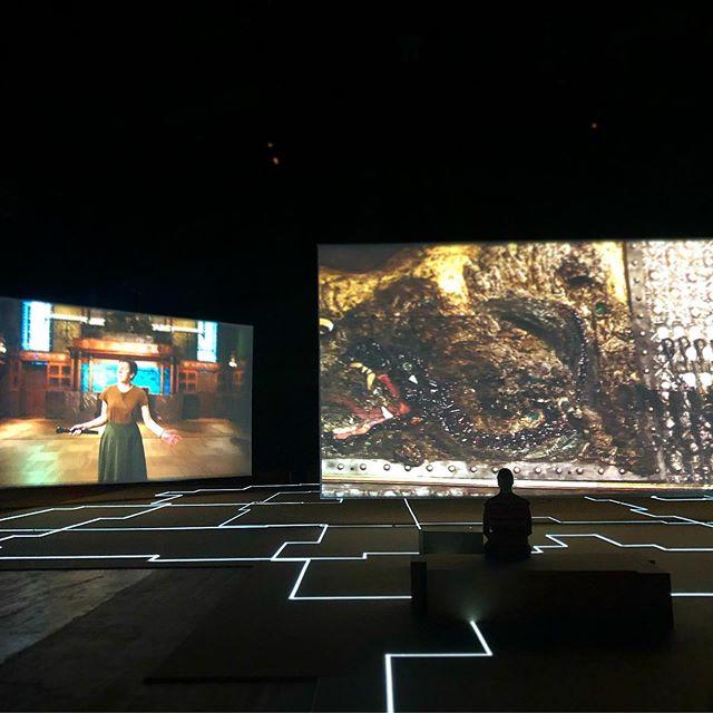 Hito Steyerl. #contemporaryart #exhibitions #videoart #closingsoon