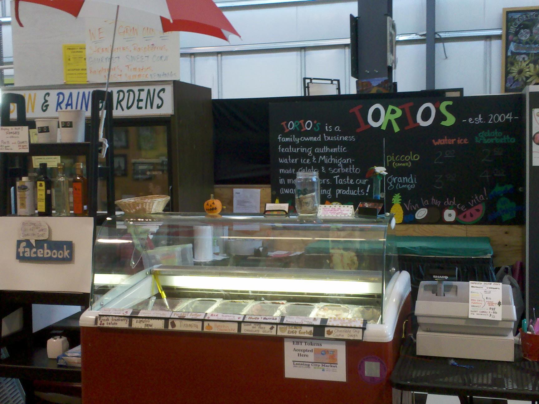 Iorio's at Lansing City Market