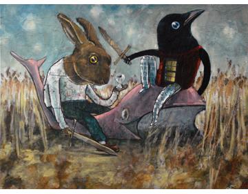 When Rabbit Met Crow sm.jpg