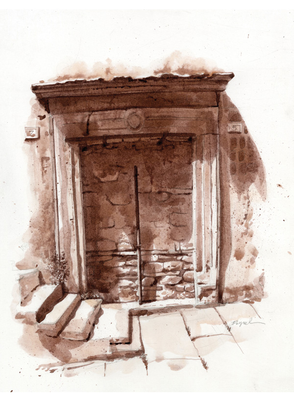 Fred Lynch - BellaVista Doorway.jpg