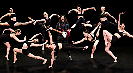 "In collaboration with celebrated guitarist Scott Tarulli, BoSoma Dance Company, under the direction of Katherine Hooper, presents ""The Playground,"" a one-hour performance that embraces the kinetic energy that is ignited when improvisation is introduced to modern dance and live music."
