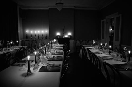 The Manifesto presentation dinner