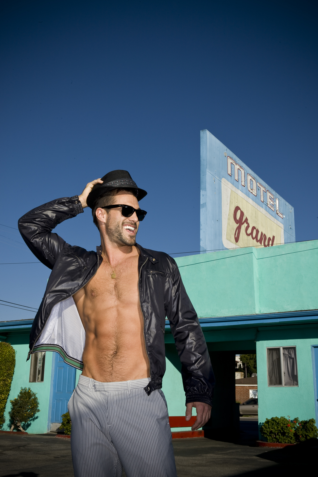 Marco Dapper Photographed by Bradford Rogne