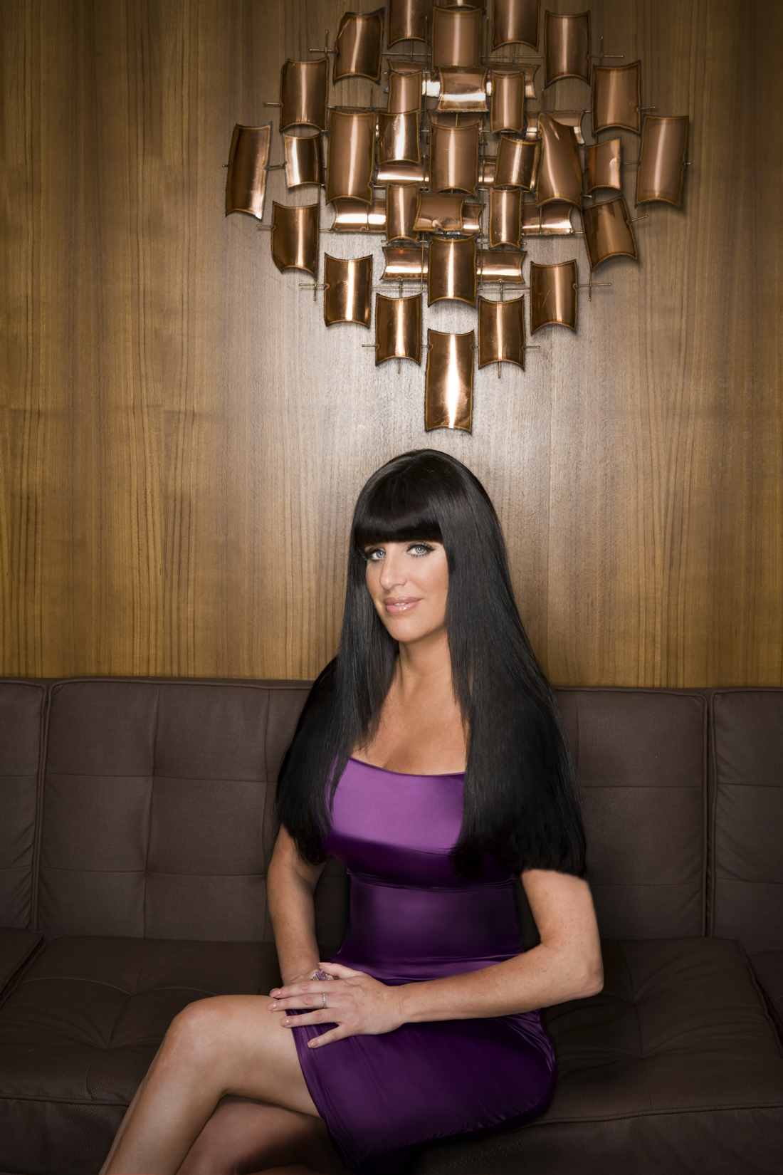 Patti Stanger Photographed by Bradford Rogne