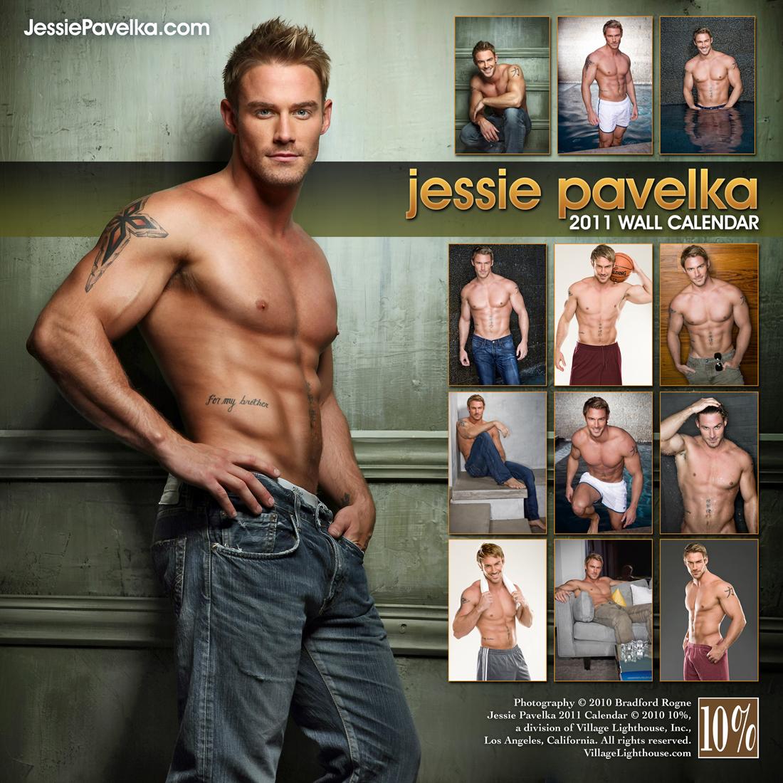 Jessie Pavelka Photographed by Bradford Rogne