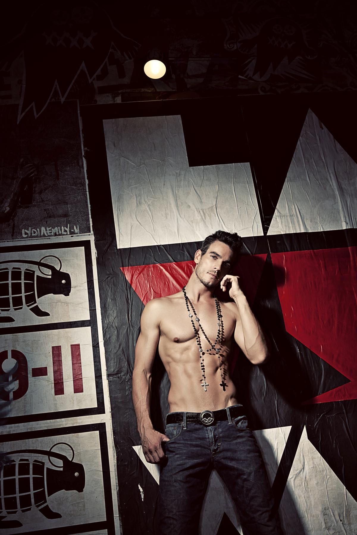 Josh Kloss Photographed by Bradford Rogne