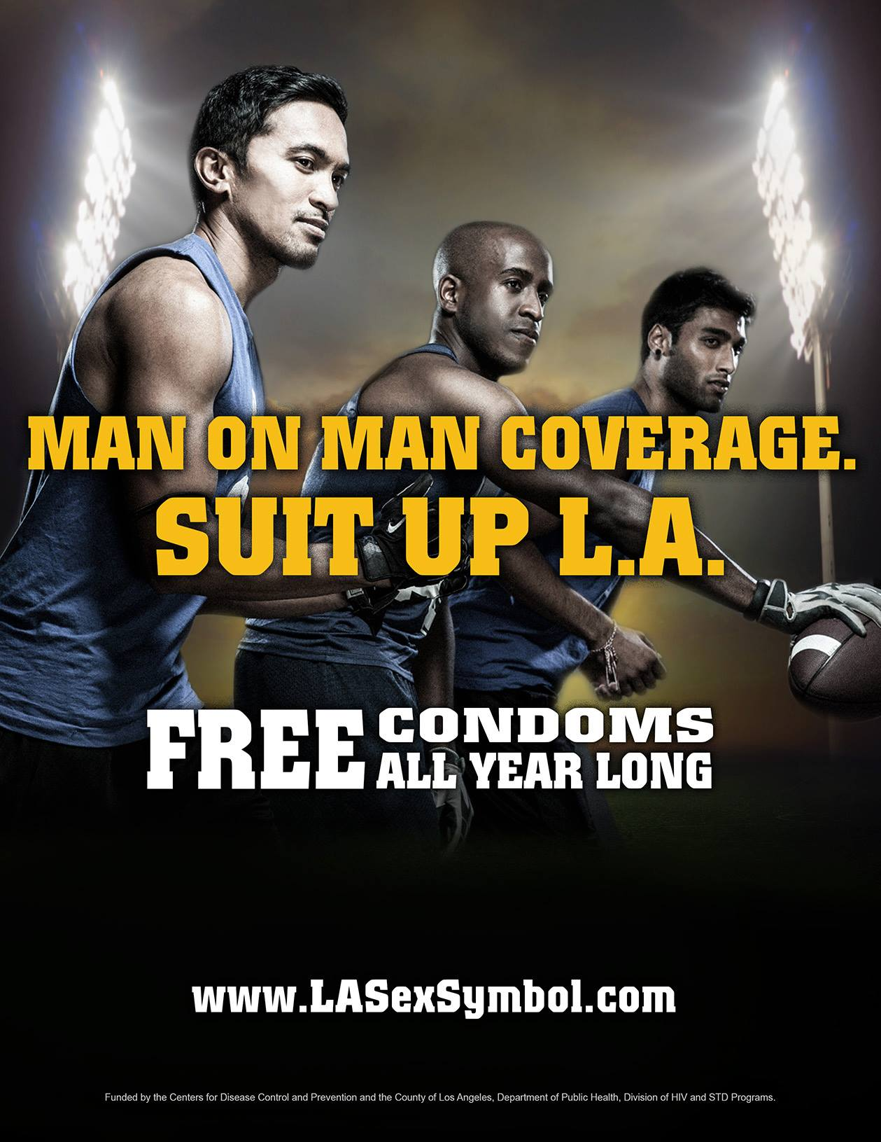 LA Sex Symbol Campaign Photography by Bradford Rogne