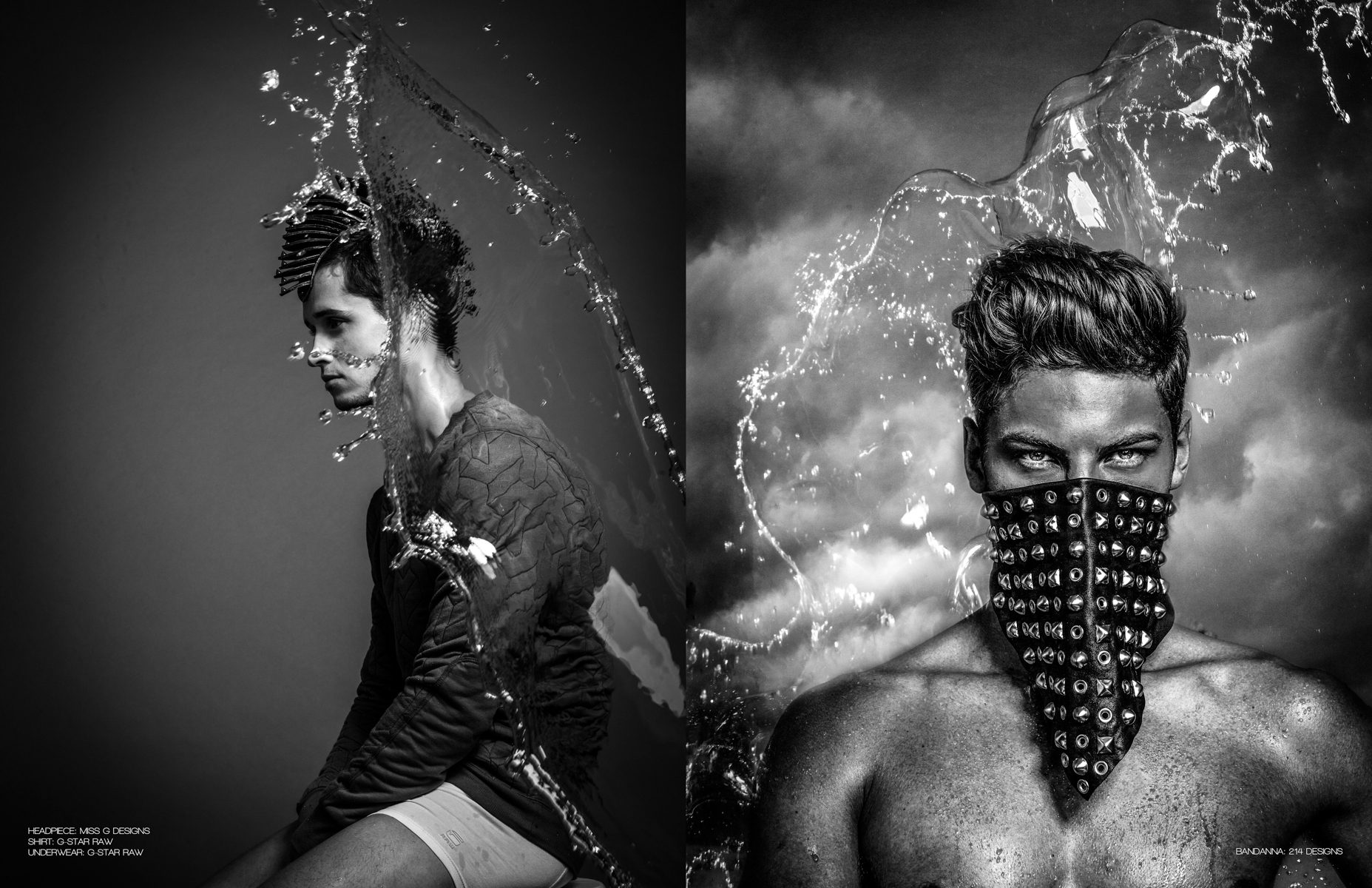 WET Photographed by Bradford Rogne