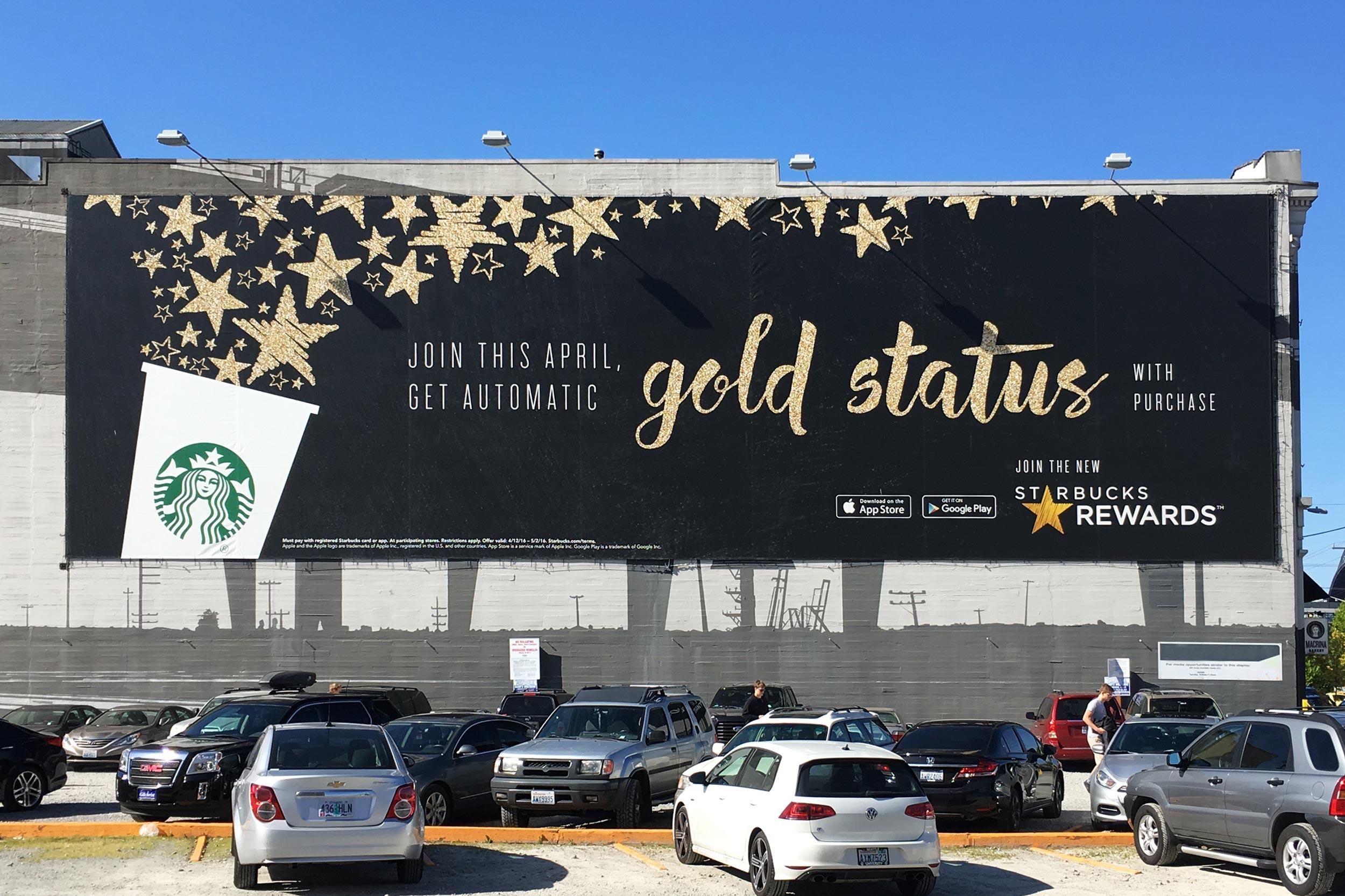 Starbucks Rewards Michael Lortz