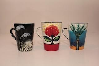 Kevin Kilsby Mugs $37 each - 110mm x 85mm
