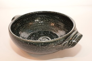 Kim Morgan Bowl with Handles (on order)