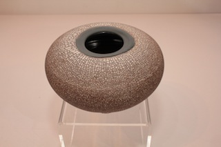 Peter Shearer Vessel $49 - 130mm x 40mm