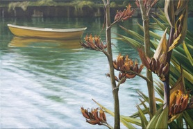 Flax and dinghy.jpg