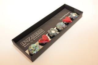 INZspired Paua  Shell Magnets $26.50 per set.JPG