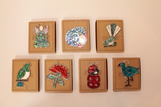 INZspired NZ Icon ic Decorations $31 each approx 90mm x 60mm.JPG