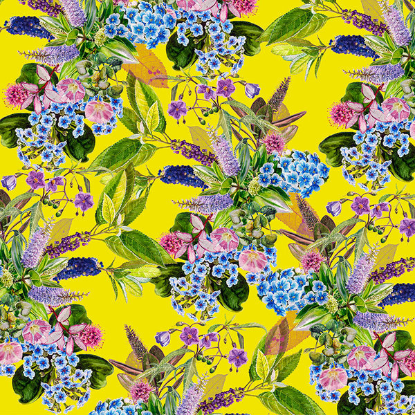 Chatham Island Forget-me-not $615 Framed size 770 mm w x 800 mm h