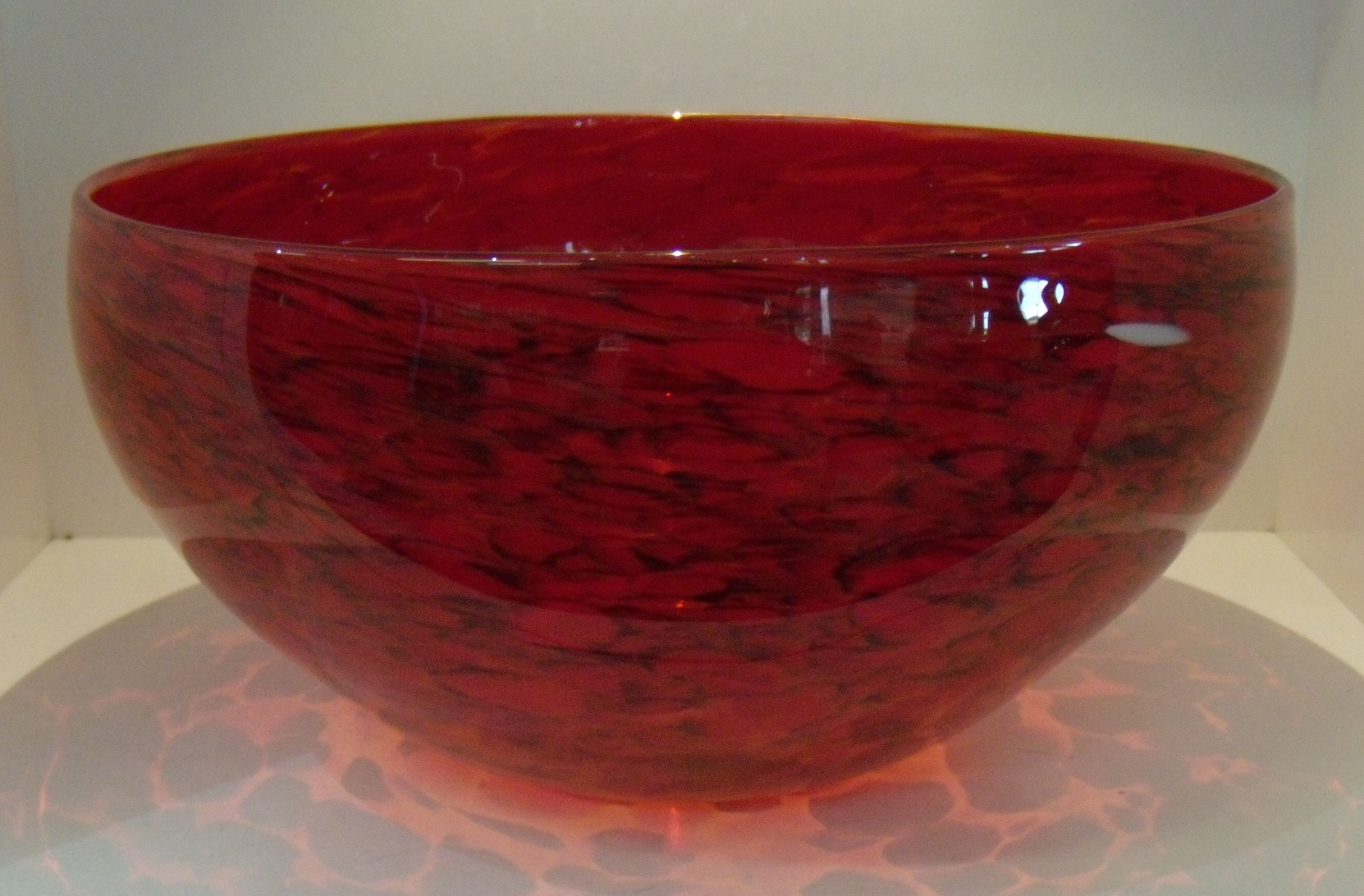 Red Chip Bowl $367 Measures 250 mm diameter x 130 mm h