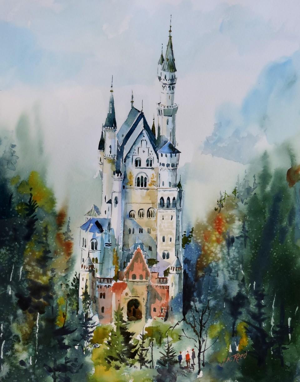 JK Reed Neuschwanstein castle (002).JPG