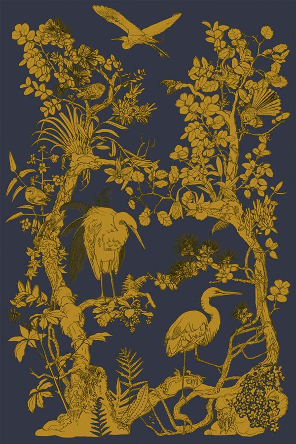 Kotuku Tree III - Gold - 35x52.jpg