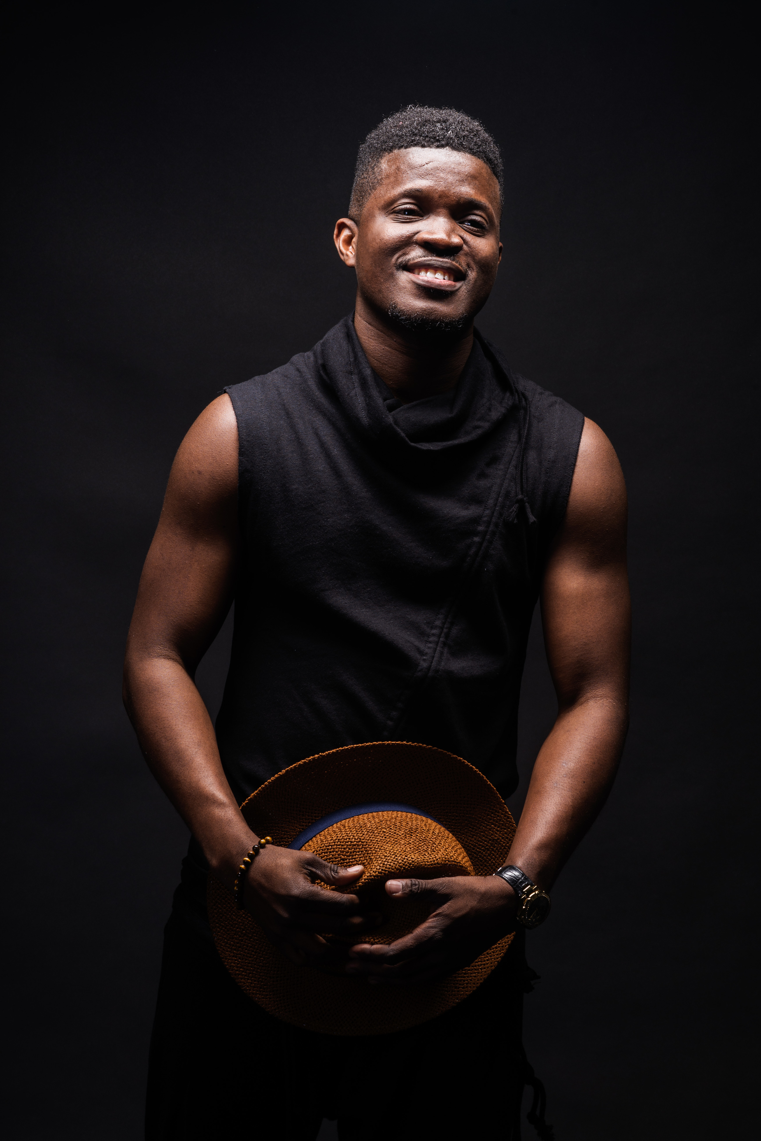 Laolu Senbanjo photo by Ima Mfon