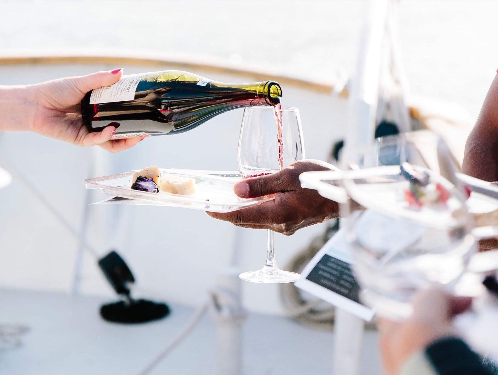 WINE SAILS W/ WINE WISE - A wine education course beautifully paired with a sail on Casco Bay. Taste wines from a variety of regions, discuss wine styles, grape varieties, and trends. Gain a comprehensive knowledge of wine to bring your appreciation to the next level. Tickets, information and pricing available at winewiseevents.com or (207) 619-4630.