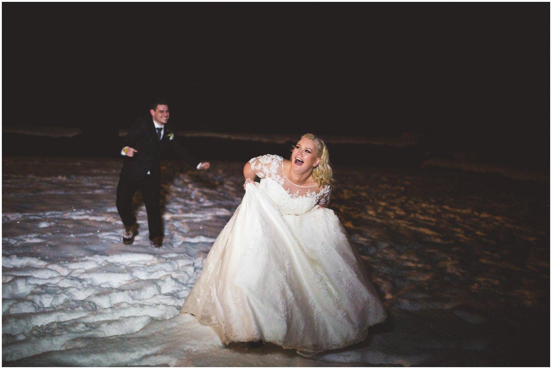 Sheffield Winter Wedding