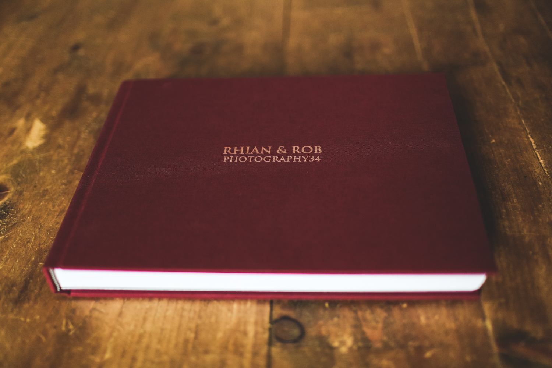 Scarborough Wedding Photographer - Wedding Albums-2.jpg