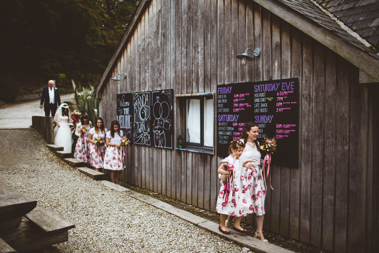 Fforest Camp Wedding Wales — Photography34