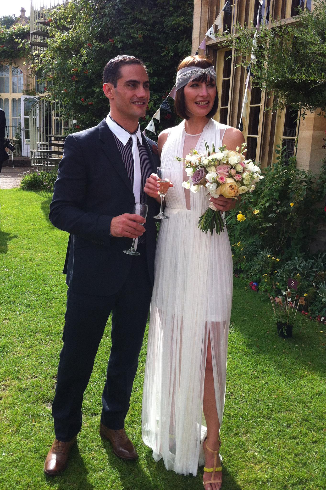 Bride - Starlie and Groom - 2012