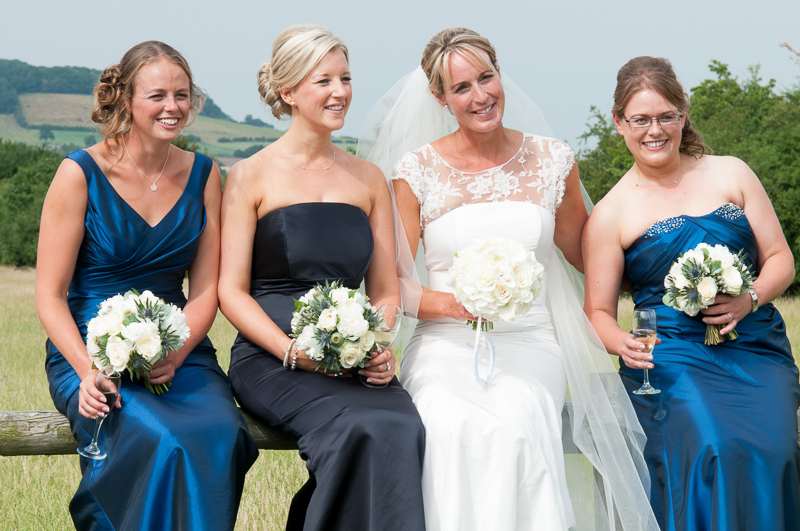 Kate and her Bridesmaids