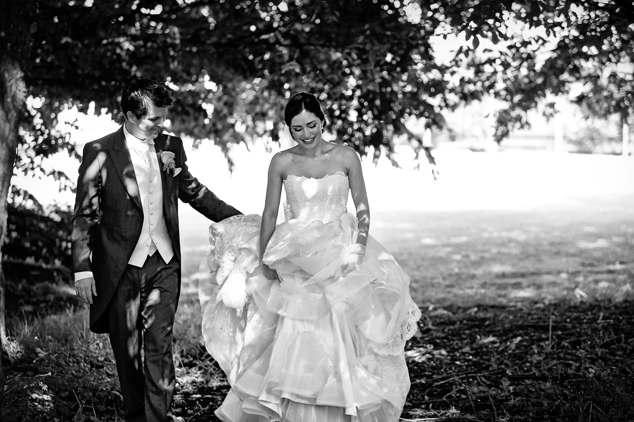 Bride and Groom (June 2014)