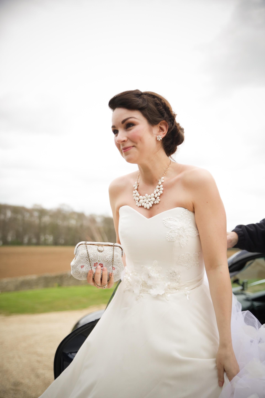 Rebecca - Bride (April 2014)
