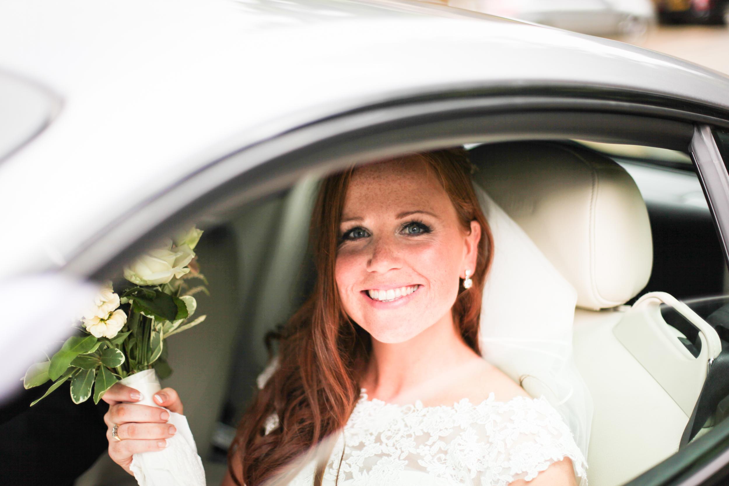 Amy - Bride (July 2014)