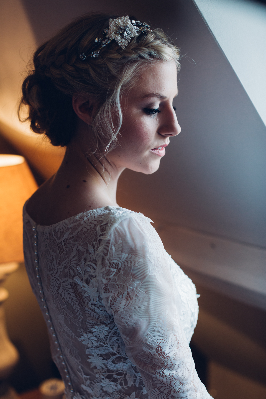 Sarah - Bride
