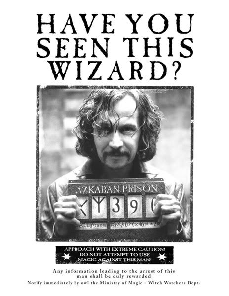 """Lose your wand to Professor Snape for declaring it  Sirius Black Friday  in Potions class.  Turn to  """"PAGE 394""""  to get 7% off your entire order. Sale starts now and ends Friday 11:59pm EST"""