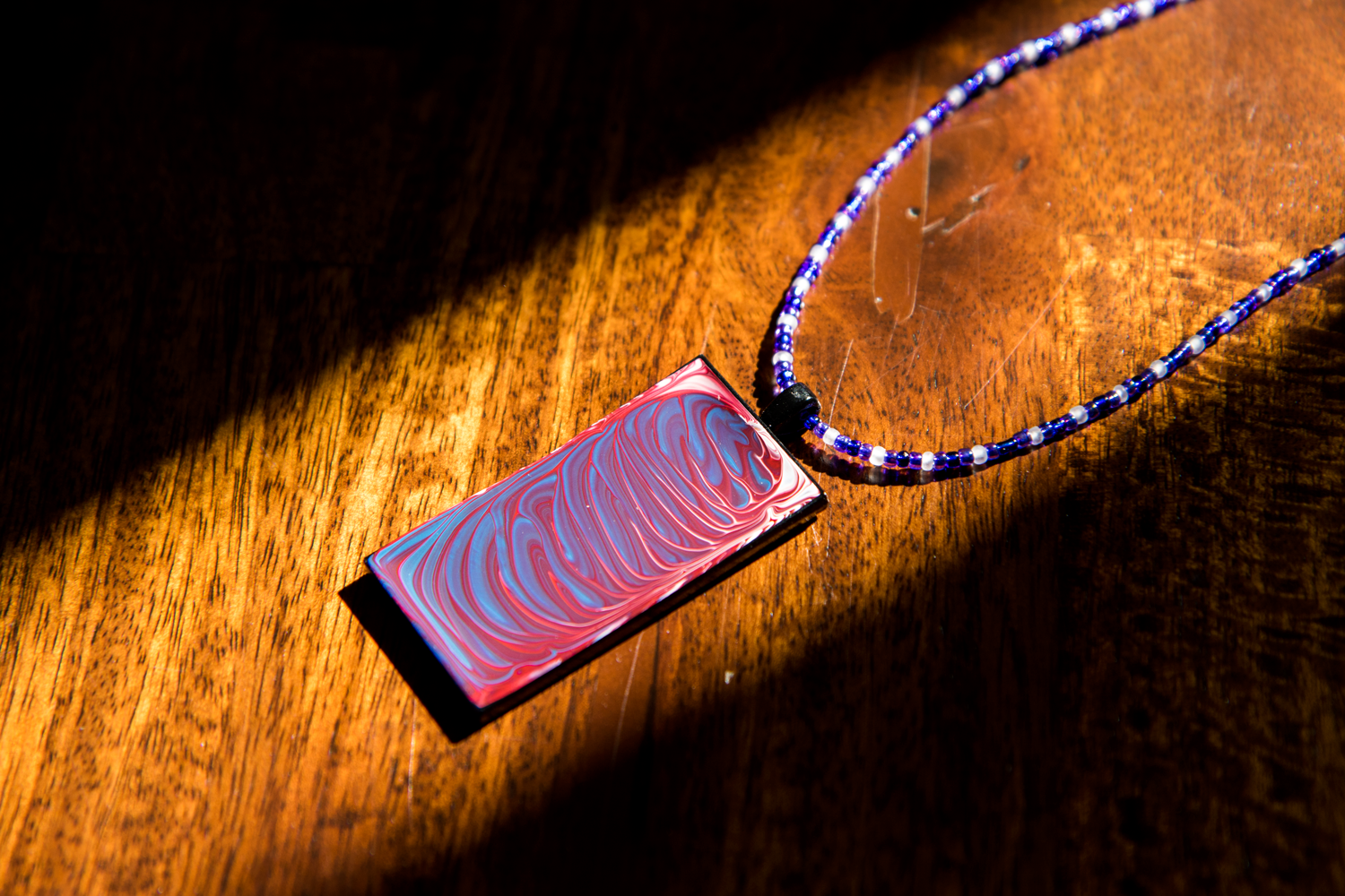 Bonus pendant! This and many more will be for sale this weekend!