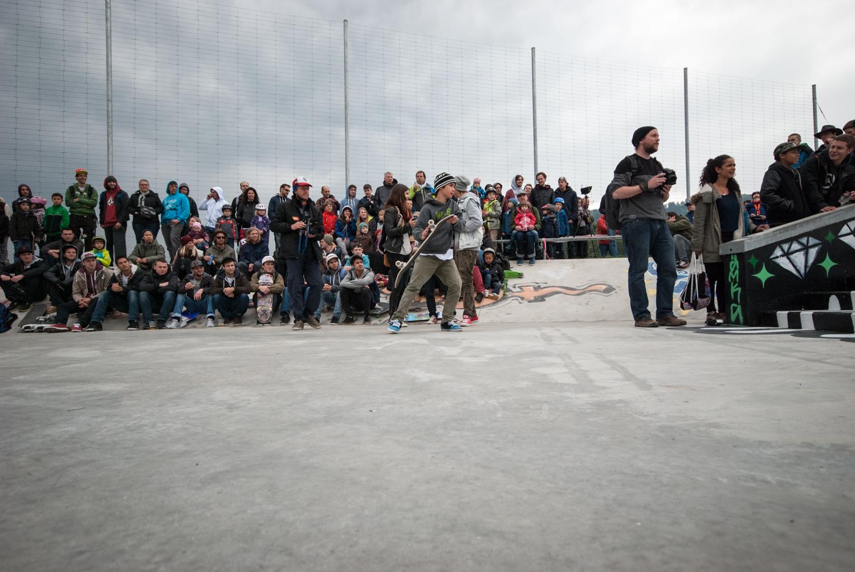 Dawa Jordan for Reach Skateboards. Homeland Contest, Zurich, Switzerland. May 2013