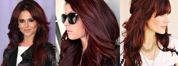 Cherry-Cola Brown !