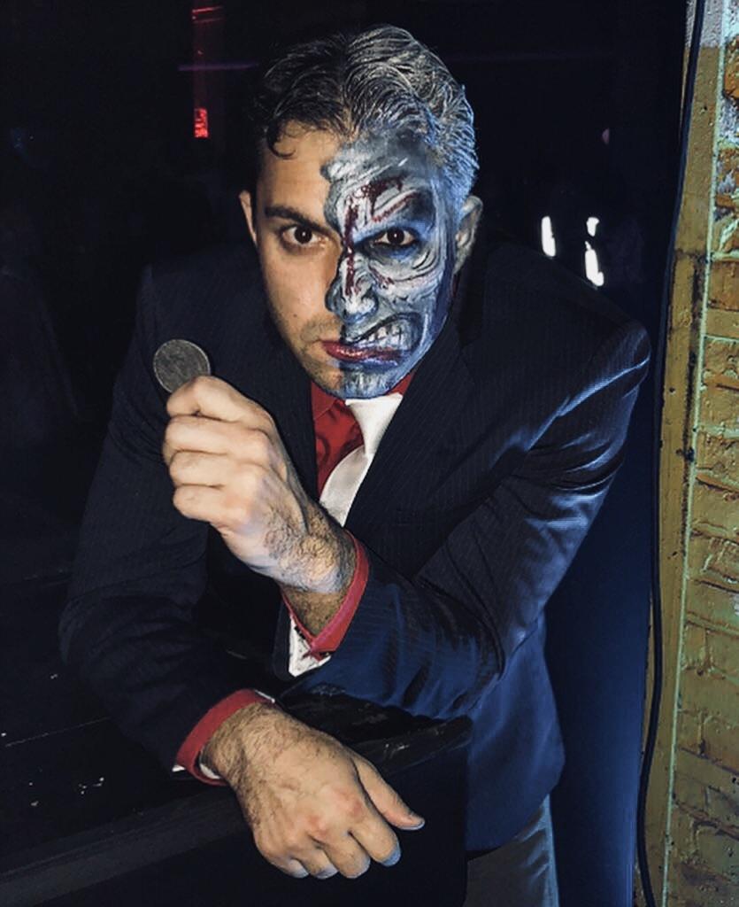 staten island halloween makeup