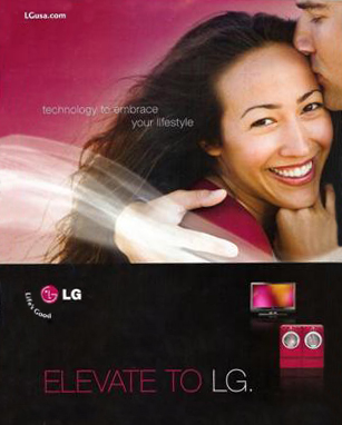 LG Advertisment