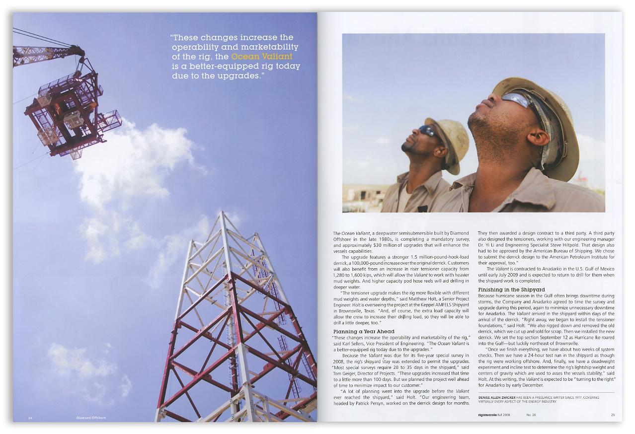 Fall 2008 Rigamarole pg. 3-4