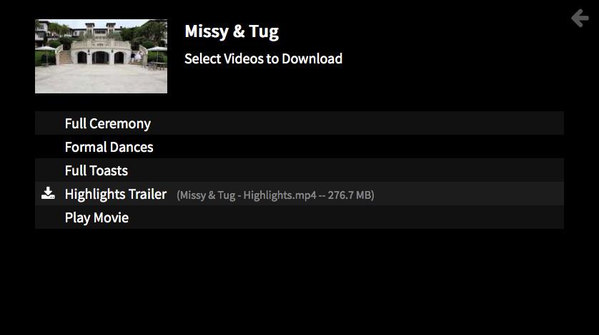 Download HD Files