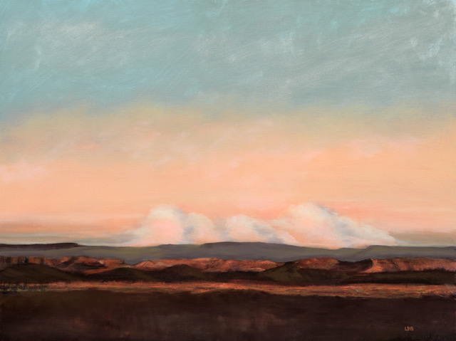 Soft Clouds at Sunset - $1,600
