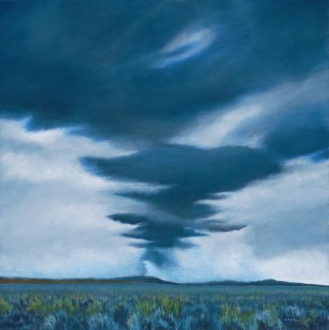 Tuscarora Landscape - $3,200